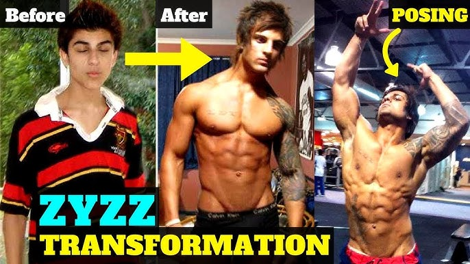 ZYZZ TRANSFORMATION   POSING - Best Aesthetic Motivation  A TRIBUTE TO THE  LEGACY . Health Jagran c9d25f2913c