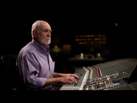 "Andy Wallace mixing ""Hallelujah"" by Jeff Buckley"