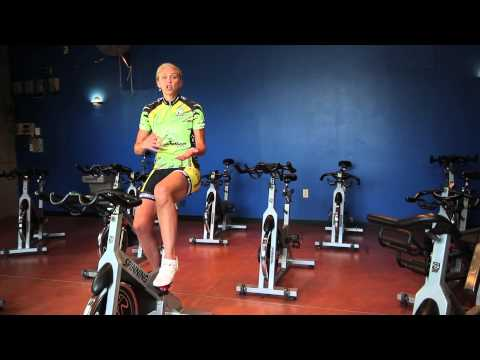 How to Train for Hills on a Stationary Bike : Biking & Indoor Cycling Tips