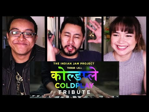 FIX YOU - COLDPLAY (INDIAN VERSION) | Tushar Lall | TIJP | Reaction!