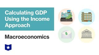 Calculating GDP Using the Income Approach | Macroeconomics