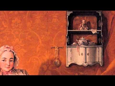 Duphly: Allemande, Premier Livre, Edward Smith harpsichord