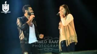 ياسمينا تشارك تامر حسني لو خايفة.. هل تأخذ مكان شيرين؟!