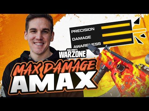 THE MAX DAMAGE \