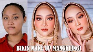 BIKIN MAKE UP MANGKLINGI - Mipmop