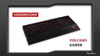 Modecom Volcano Gamer - Rzut oka na mechanika za 320 złotych