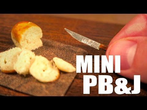 MINI PB&J!