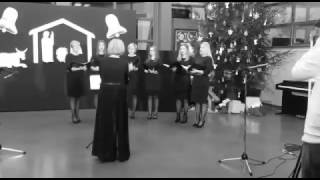 Vokalni ansambl Sakcinski- Carol Of The Bells/John Williams