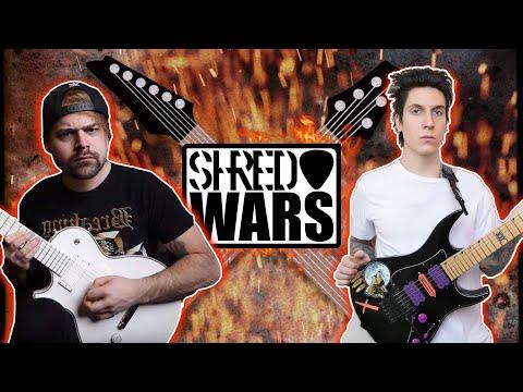 Shred Wars: Jared Dines VS Jacky Vincent