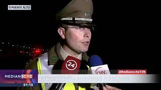Sujeto atropelló a dos menores en Puente Alto y huyó