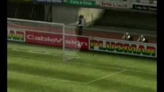 Top 10 Goles Liga Argentina 08 PES 2008