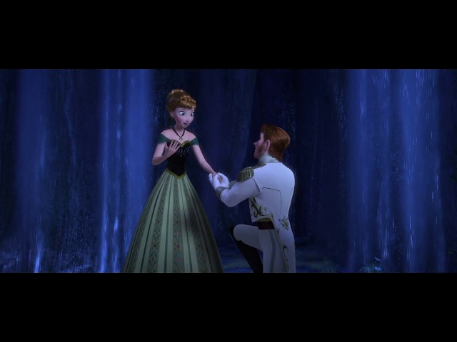 Frozen Sing-Along Edition - Love is an Open Door