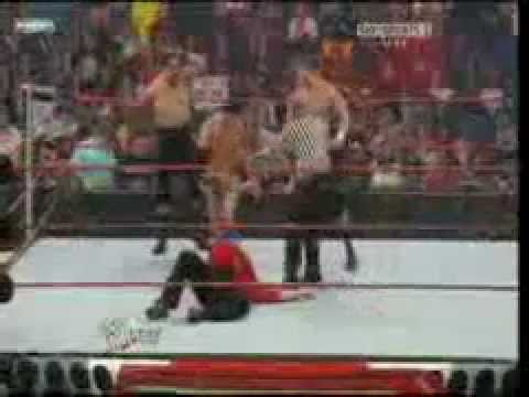 Legacy vs Kofi, King & Charlie (Good Ol' JH) Haas