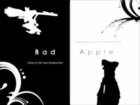 Bad Apple!! Full Version+MP3