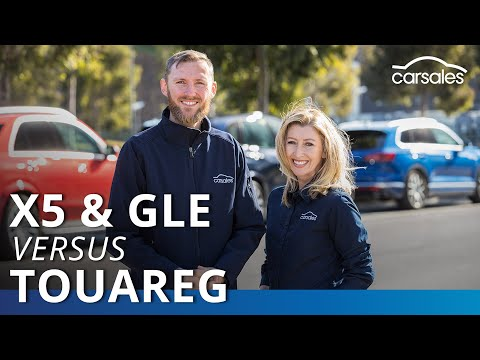 2019 BMW X5 V Mercedes-Benz GLE-Class V Volkswagen Touareg   Carsales