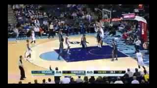NBA CIRCLE - Orlando Magic Vs Charlotte Bobcats Highlights 11 Dec. 2013 www.nbacircle.com