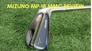 Mizuno MP-18 MMC Review