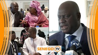 Dialogue : B. Sambou sur l'augmentation non concertée des membres du Comité de pilotage