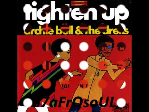 ✿ ARCHIE BELL & THE DRELLS  Tighten Up 1968 ✿