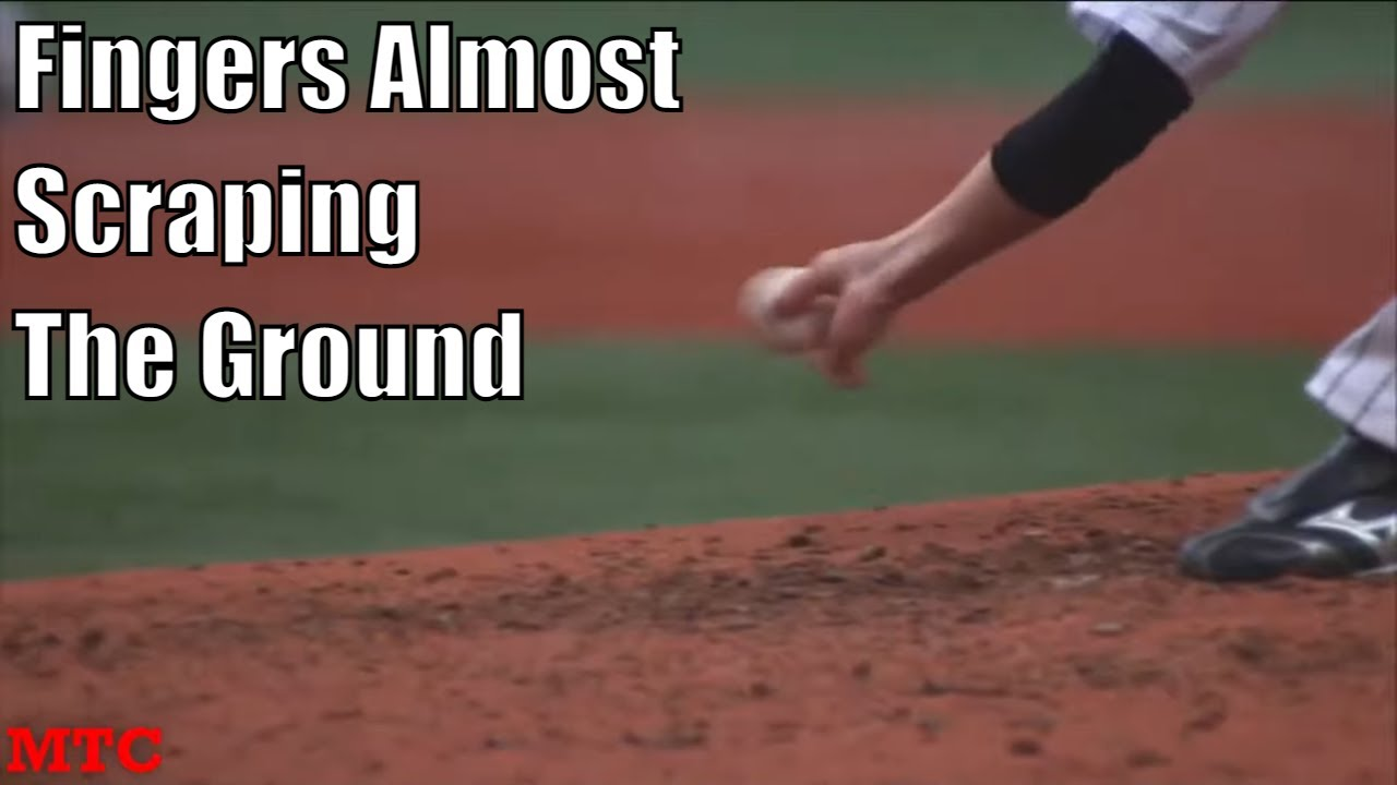 The Lowest Submarine Pitcher In Recent MLB History