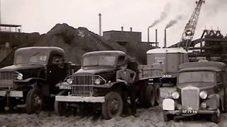 historie van diversen transport bedrijven in Limburg