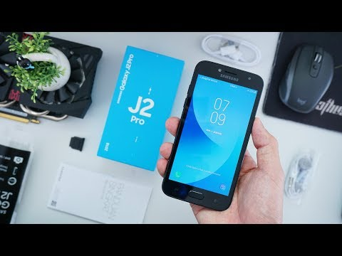 Unboxing Samsung Galaxy J2 Pro Indonesia!