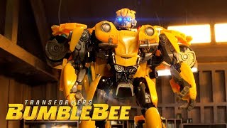 Transformers: Bumblebee - 'Join the Buzz' Official Stop Motion Video