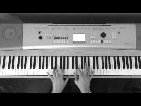 Life On Mars - David Bowie - Piano Cover (In The Style Of Rick Wakeman) FREE SHEET MUSIC