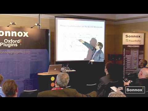 Fraunhofer Pro-Codec Press Launch (1 of 2)