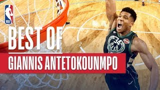 Giannis Antetokounmpo Early Season Highlights | KIA NBA Player of the Month #KiaPOTM