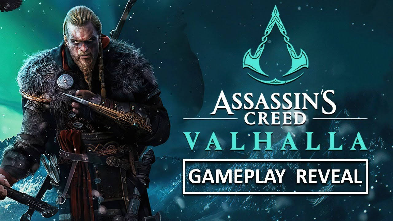Assassin S Creed Valhalla Gameplay Reveal Watch Dogs Legion Far Cry 6 More Ubisoft Forward Youtube
