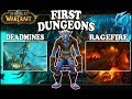 Grubby | World of Warcraft | Roleplaying | First DUNGEONS!