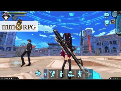 Top 15 Best MMORPG Open World For Android & IOS
