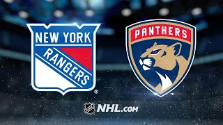 Trocheck lifts Panthers to franchise-record win