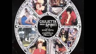 Nino Rota - Giulietta degli Spiriti (OST)