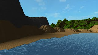 Build anything in a Mountain Place with superepicdude998on roblox