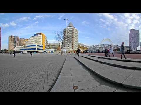 NIKKEI EXTREME X360 - BLAAK MARKTHAL ROTTERDAM