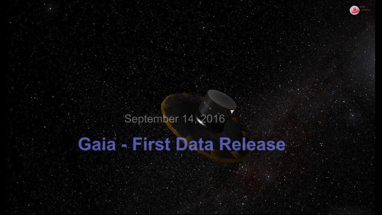 Gaia - First Data Release