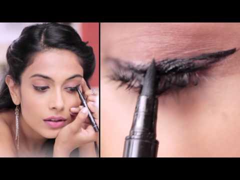 3 Quick & Easy Eyeliner Styles | BeBeautiful