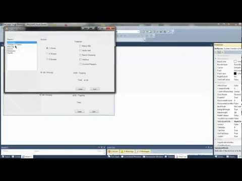 How to make a simple ice cream machine program using Visual Studio 2010