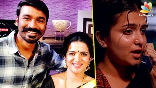 Dhanush praises anchor DD for her Cameo performance | Latest Tamil Cinema News | Power Pandi