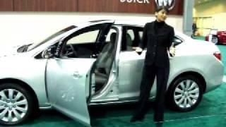 Columbus International Auto Show 2011 Buick Verano