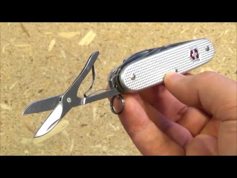 Victorinox Pioneer X Swiss Army Knife Review Multitool