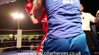 White Collar Heroes Banbury Fight 1