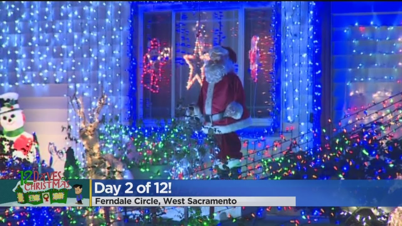 12 Daves Of Christmas Day 2   Ferndale Circle, West Sacramento Part 3