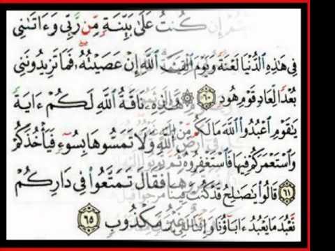 الشيخ : الزين محمد أحمد ( من صلاة ِ التراويح ) Quran