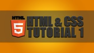 HTML/CSS Tutorial #1 (Getting Started) Mp3