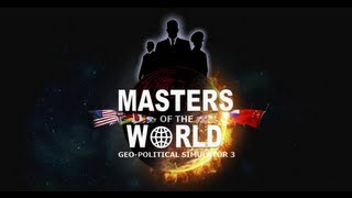 Masters of the World: Geopolitical Simulator 3 Trailer thumbnail