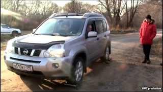Блокировки Тесты машин с ESP на роликовом стенде.Duster X Trail Escape Koleos Yeti