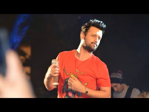 Jal Pari – Atif Aslam Live Performing at Bollywood Parks Dubai 2018